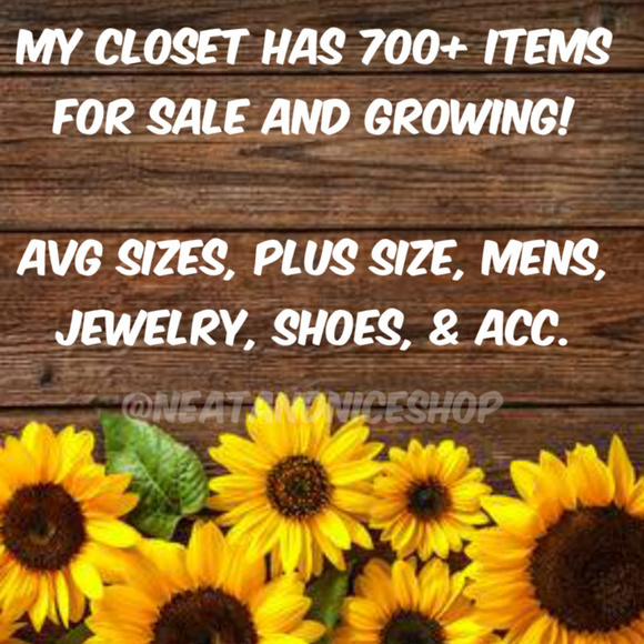 Other - ❤️Huge Sale -  Make An Offer - Check Out Our Sales